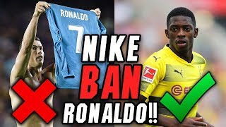 Ronaldo Can't Wear These?! New Nike Rising Fast Football Boots