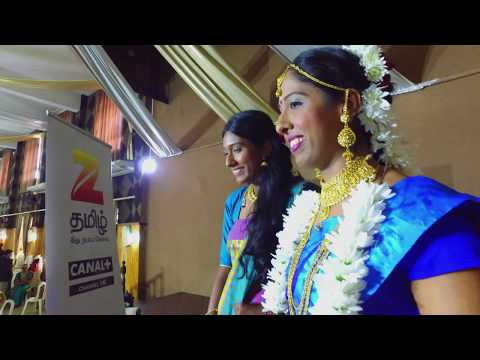 Zee Tamizh Miss Tamil Mauritius 2017_Bride Competition