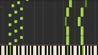 Gunslinger Girl - Main Theme Synthesia