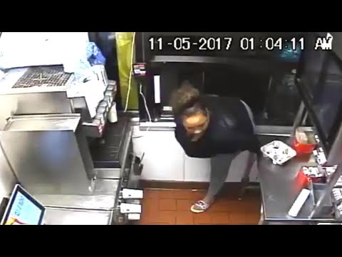 "Woman Dubbed ""Hamburglar"" For Stealing From McDonald"