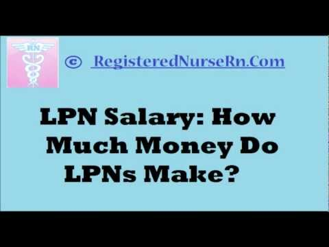 LPN Salary Job Overview | Income Of A Licensed Practical Nurse
