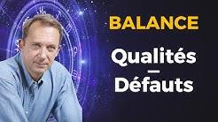 Qualités et défauts de la Balance - Jean Yves Espié 🙏