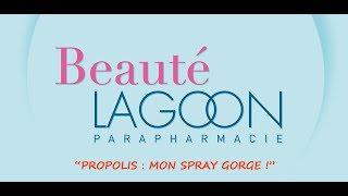 Propolis : Mon spray Gorge !
