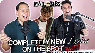 Juice Wrld Lucid Dreams MadLibs Cover LIVE ONE-TAKE.mp3