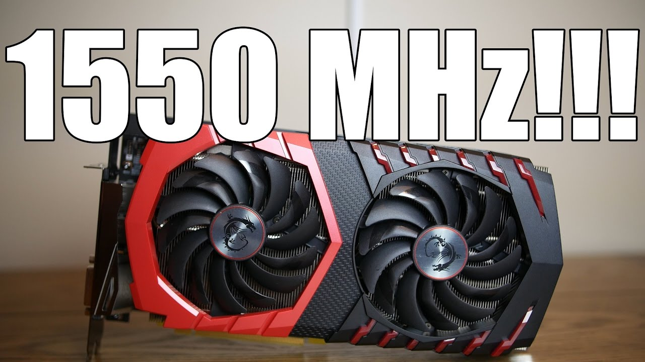 MSI RX 580 Gaming X + - The Most Powerful Polaris!