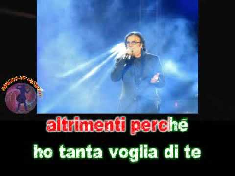 Renato Zero - Nessuno tocchi l'Amore (karaoke fair use)