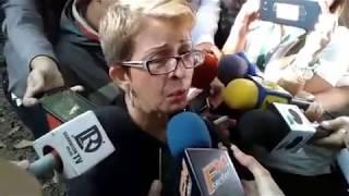 Madre de David Vallenilla: Yo perdono al militar que le disparó a mi hijo