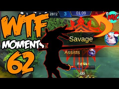 Mobile Legends WTF Moments Episode 62