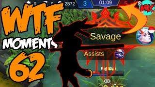 Mobile Legends WTF Moments Episode 62