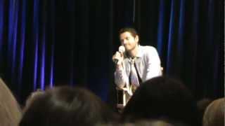 Misha Collins: Dean or Meg?