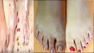 पैरों का कालेपन को दूर कर देगा & गोरा होने की हद पार कर देगा//Feet Whitening Home Remedies