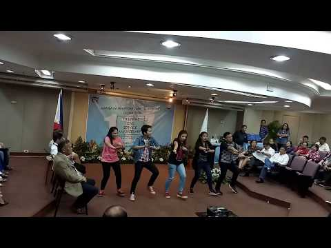 MIAA Personnel Division Dance Group  Intermission for  117 CSC Anniversary Celebration