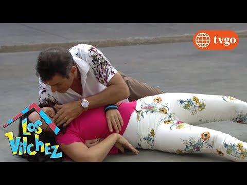 ¡María Elena se entera que Johny será papá! - Los Vílchez 04/02/2019