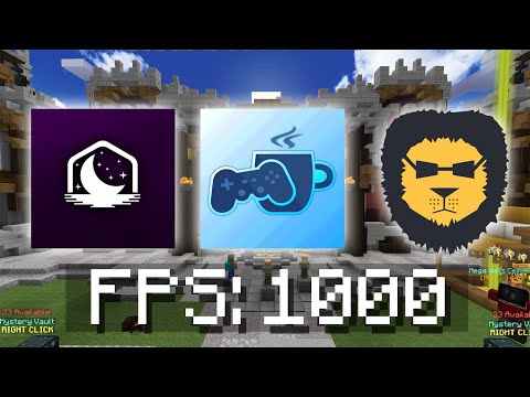 Badlion VS Lunar vs PvPLounge.. which client is best for FPS / overall (with 700 sub pack release)