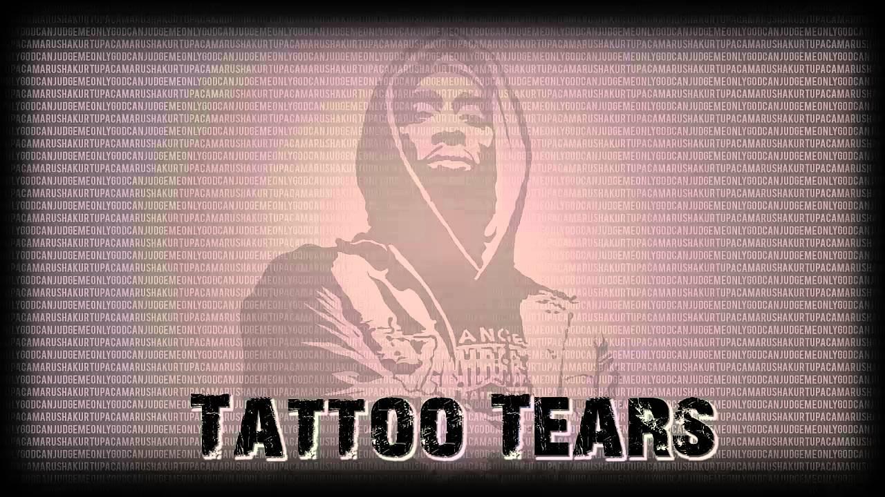 2pac tattoo tears download