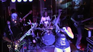 Sammy Hagar-Heavy Metal, cover performed by Aural Deception band live at Emerald Isle