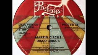 Martin Circus - Disco Circus (Scorpio