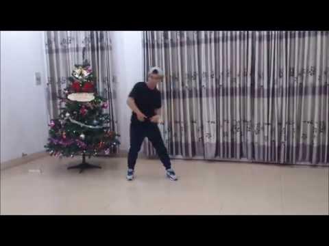 Merry Christmas - Hiphop Dance - Mjnz