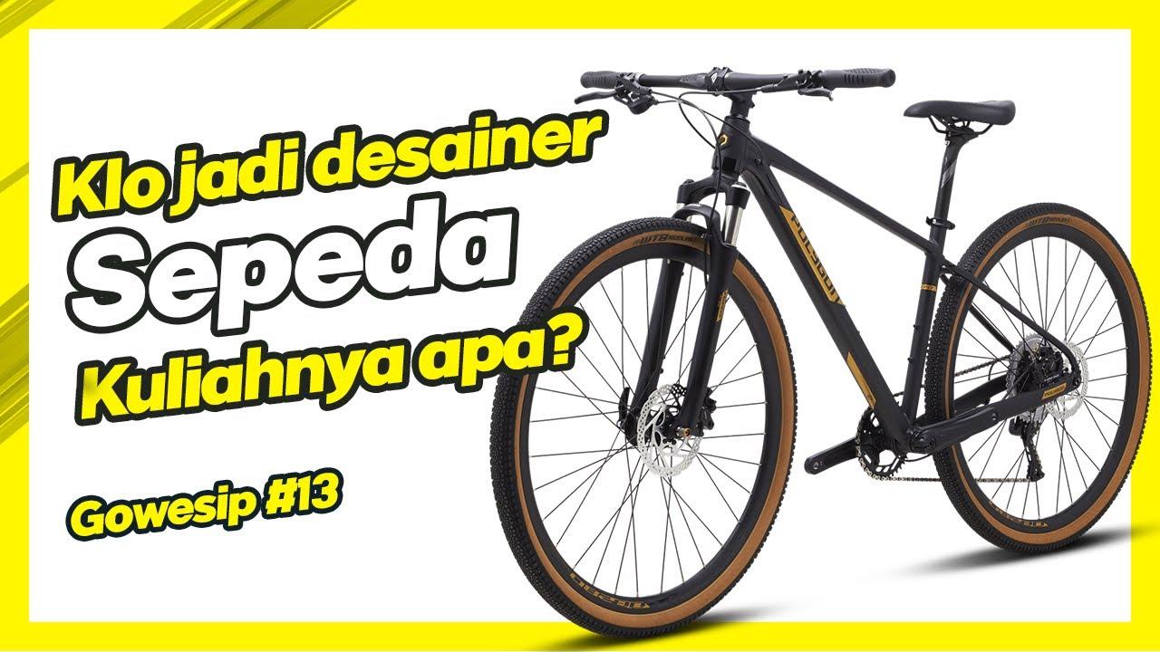 Gowesip #13: Gimana sih proses mendesain sepeda itu? feat. Zendy Renan - Product Manager Polygon
