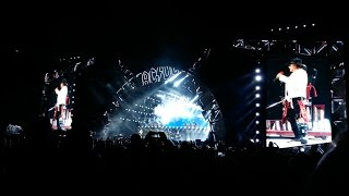 AC/DC - Got Some Rock & Roll Thunder (Live in Vienna - 2016) with Axl Rose (4K)