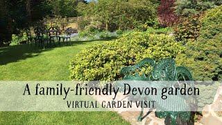 St Merryn; a family-friendly Devon garden