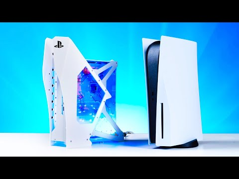 Water Cooled PS5?!