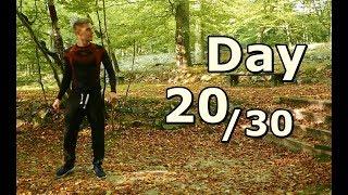 Day 20/30 Leg Workout (30 Days Leg Workout) Home Workout