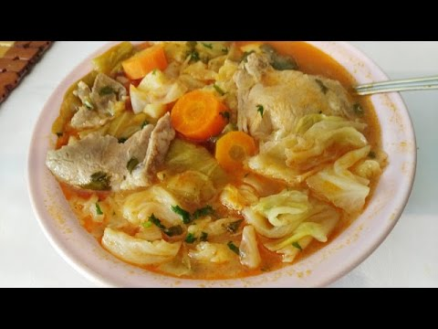 Bakina kuhinja -mlad kupus timski rad  najbolji recept