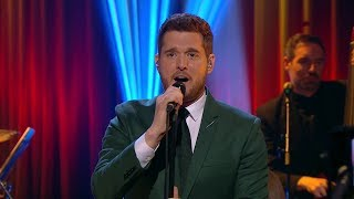 Michael Buble 39 When You 39 re Smiling 39 The Late Late Show RTÉ One