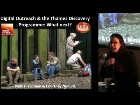 Digital Outreach and the Thames Discovery Programme: What Ne