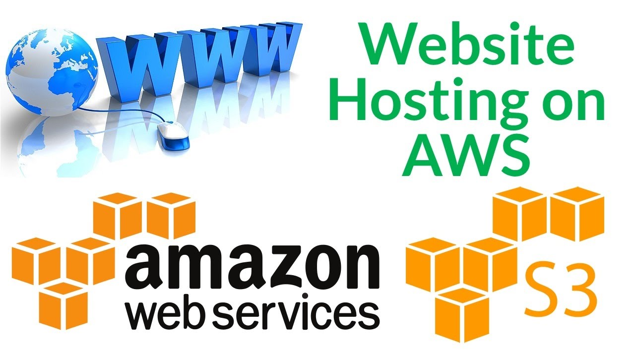 AWS Series Tutorial 1- Free Hosting Website in 6 Minute on Amazon Web  Services S3