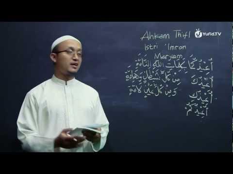 Serial Kajian Anak (01): Mendoakan Anak yang Baru Dilahirkan - Ustadz Aris Munandar
