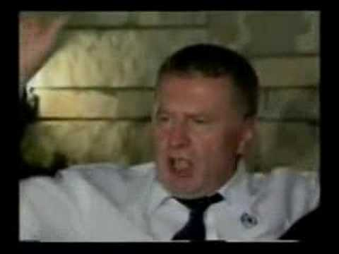Russian Ultra-Nationalist Zhirinovsky