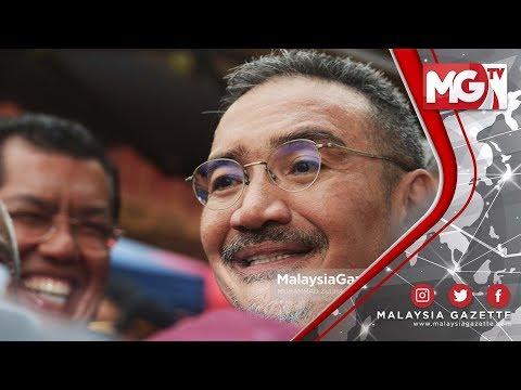 TERKINI : BUKTIKAN! 'Masih Lagi Nak Tunding Jari pada Kerajaan Lama' -  Hishammuddin
