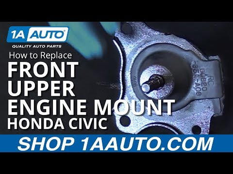 Front Motor Engine Mount for Honda Civic 01-05 1.7L Automatic