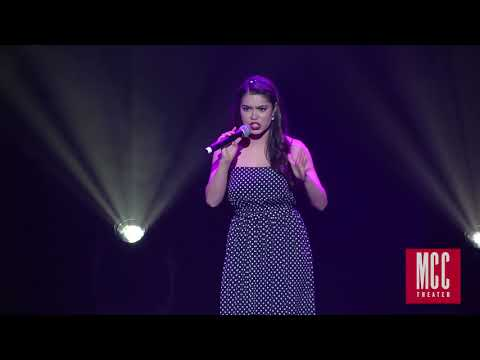 Aulii Cravalho Rise performs Somethings Coming from WEST SIDE STORY