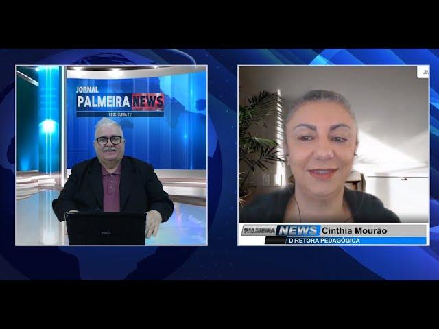 Jornal Palmeira News Personalidade 30 Abril de 2021