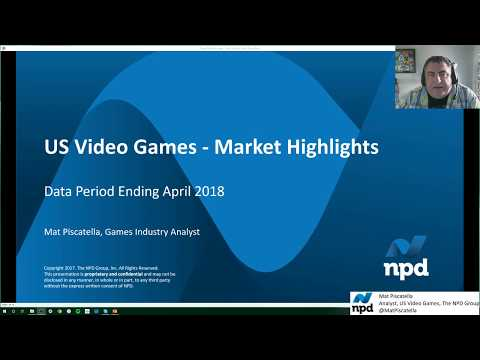 The NPD Group - Apr '18 U.S. VG Market Report