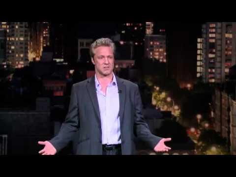 Letterman   Comedian Nick Griffin