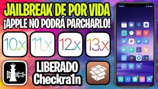 TUTORIAL JAILBREAK PARA SIEMPRE iOS 13.x CHECKRA1N