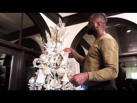 Putting Up Our CHRISTMAS TREE!!! + Christmas Decor Tips & Hacks6