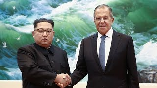 Еще одна историческая встреча. Как прошли переговоры Лаврова с Ким Чен Ыном