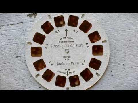 Jackson Penn - Streetlights On Mars (Official Lyric Video)