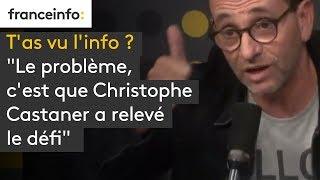 Quand Christophe Castaner réagit à Vélib et en vidéo à la chronique