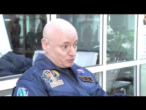 Scott Kelly Has 'Mixed Emotions' About Being Back On Earth | Video