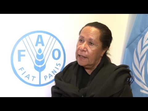 Pacific Islands Forum (PIF) Secretary General on climate change
