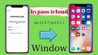 Hướng dẫn Bypass iCloud iOS 12.4.7 - iOS 13.5.1