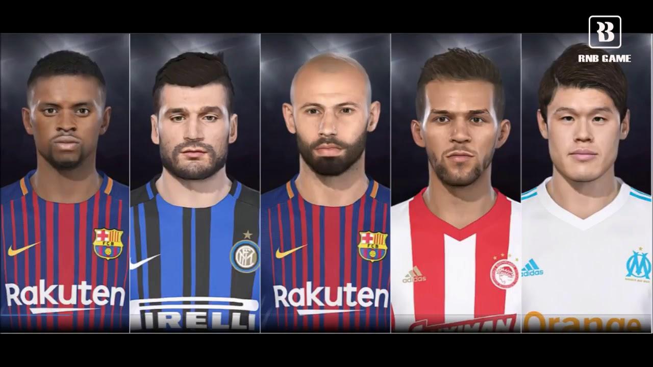 PES 2018 PS3 DLC 3 0 + Patch 1 04 Link Download