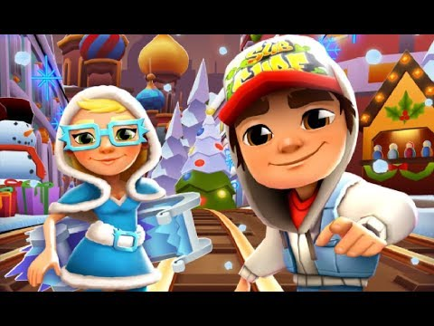 Subway Surfers ОБНОВЛЕНИЕ Saint Petersburg 1