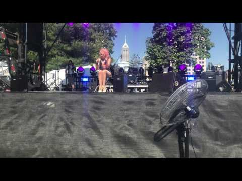 Bonnie McKee - Easy June 10 2017